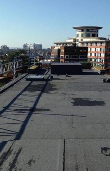 Bituminous Waterproofing Service : Services eclipse roofing waterproofing ltd